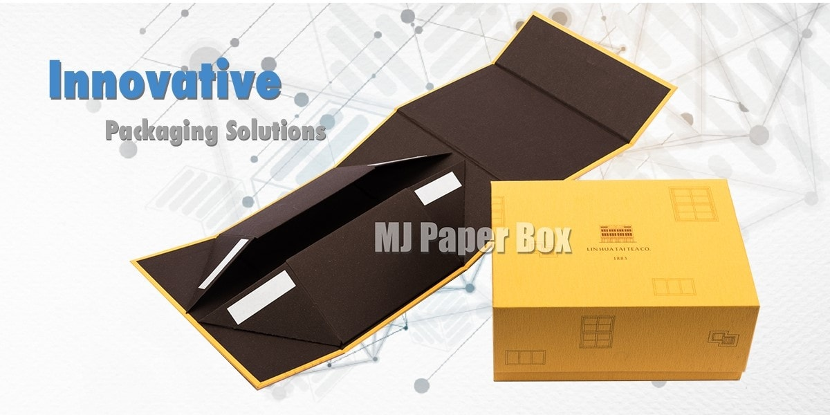 Collapsible Box flat packing box